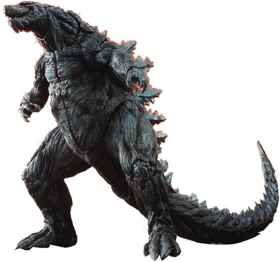 Godzilla: Planet of the Monsters S.H. Monsterarts Godzilla Earth Action Figure