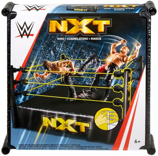 WWE Wrestling NXT Superstar Ring