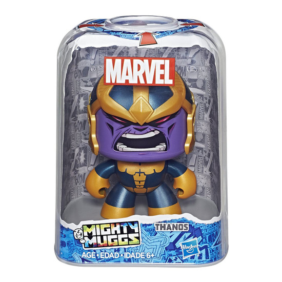 Marvel Mighty Muggs Thanos Vinyl Figure