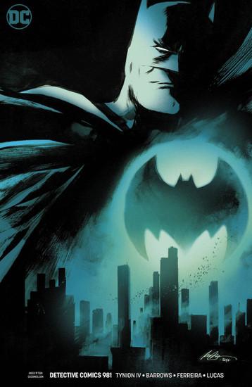 DC Detective Comics #981 Comic Book [Variant]