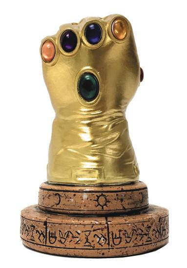 Marvel Infinity Gauntlet Desk Monument