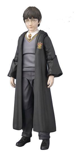 Harry Potter and the Sorcerer's Stone S.H. Figuarts Harry Potter Action Figure