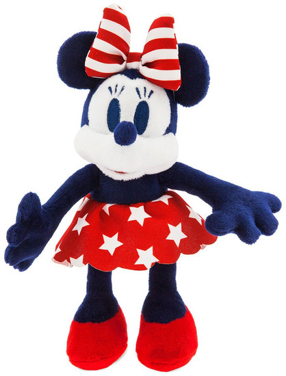Disney Americana Minnie Mouse Exclusive 8.5-Inch Plush [2018]
