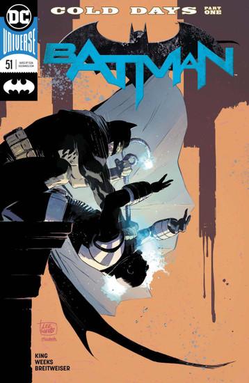 DC Batman #51 Comic Book
