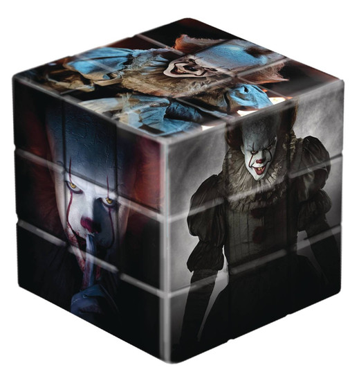 IT Movie (2017) Pennywise Puzzle Blox