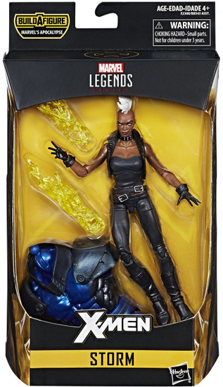 X-Men Marvel Legends Apocalypse Series Storm Action Figure [Mohawk]