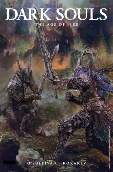 Titan Comics Dark Souls Age of Fire #3 Comic Book
