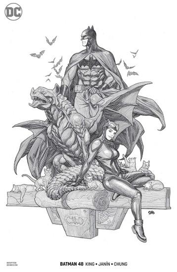 DC Batman #48 Comic Book [Variant]