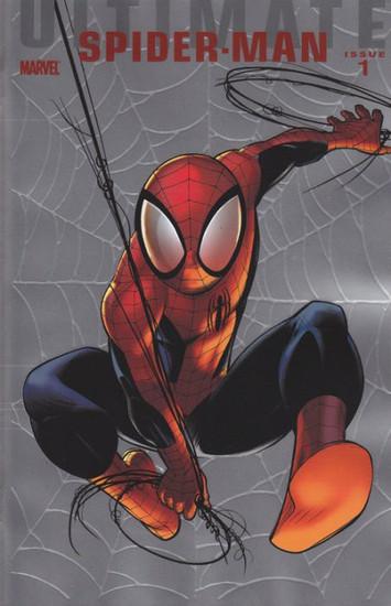Marvel Comics Ultimate Spider-Man #1 Comic Book [David Lafuente Foilgram Variant]