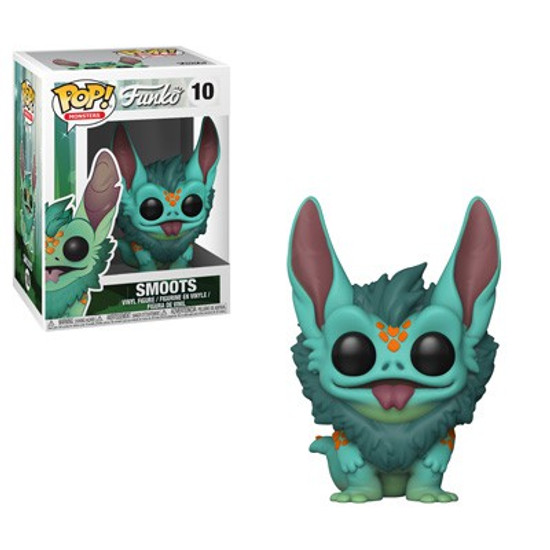 Funko Wetmore Forest POP! Monsters Smoots Vinyl Figure #10