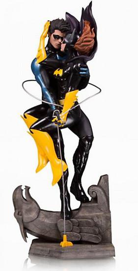 DC Designer Series Batgirl & Nightwing 13.7-Inch Statue [Sook]