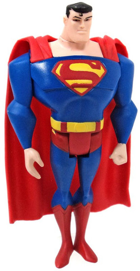 DC Justice League Superman Action Figure [Loose]