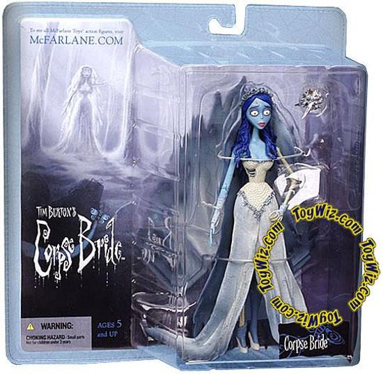 McFarlane Toys Corpse Bride Action Figure