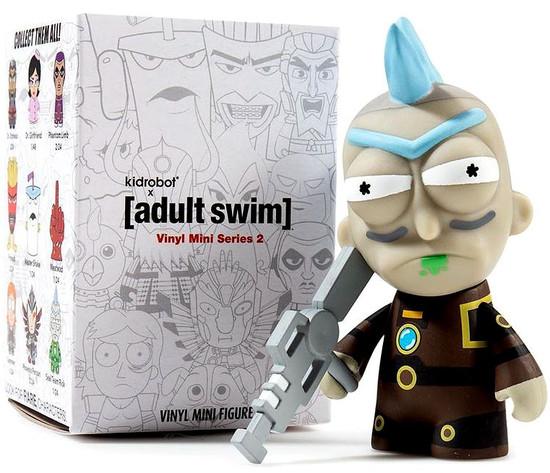 Adult Swim Vinyl Mini Figure Series 2 The Revenge 3-Inch Mystery Pack [1 RANDOM Figure]
