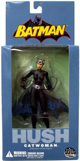 Batman Hush Series 2 Catwoman Action Figure