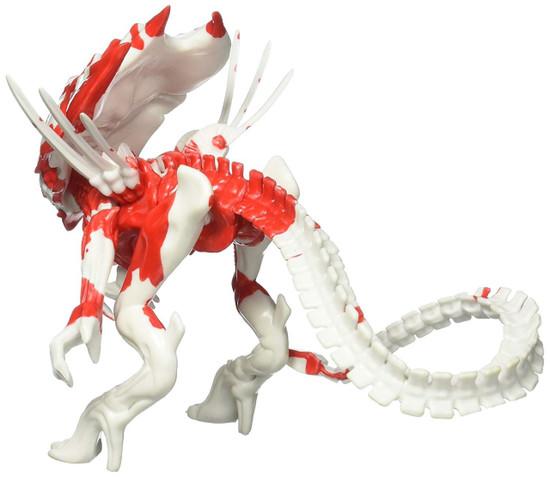 ReAction Alien Xenomorph Queen in Biohazard Bag Exclusive Action Figure [White Blood-Splattered Variant]