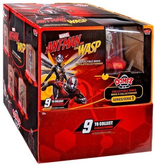 Marvel Ant-Man and the Wasp Domez Ant-Man & the Wasp Mystery Box