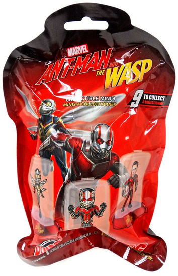 Domez Marvel Ant-Man & the Wasp Mystery Pack [1 RANDOM Figure!]