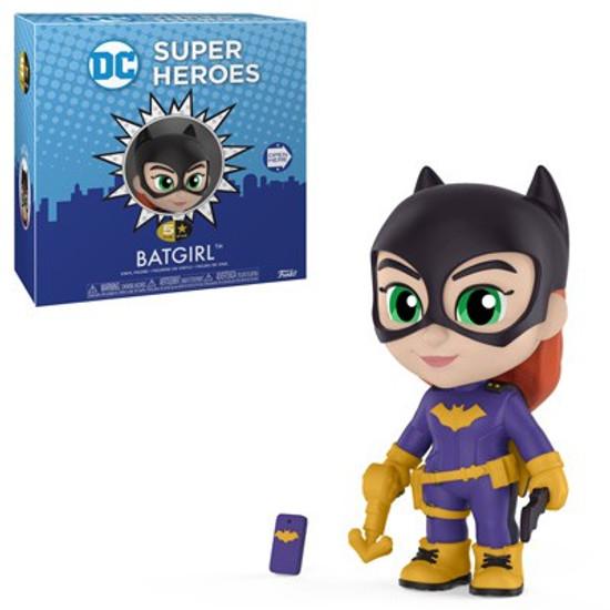 DC Funko 5 Star Batgirl Vinyl Figure