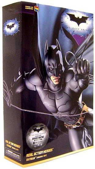 The Dark Knight Real Action Heroes Batman Action Figure [Damaged Package]