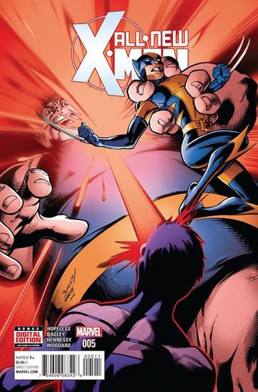 Marvel Comics All-New X-Men #5 Comic Book