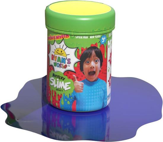 Ryan's World Series 1 Slime Mystery Pack [1 RANDOM Color]