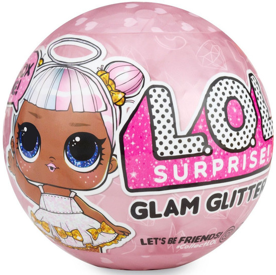LOL Surprise Glam Glitter Big Sister Mystery Pack