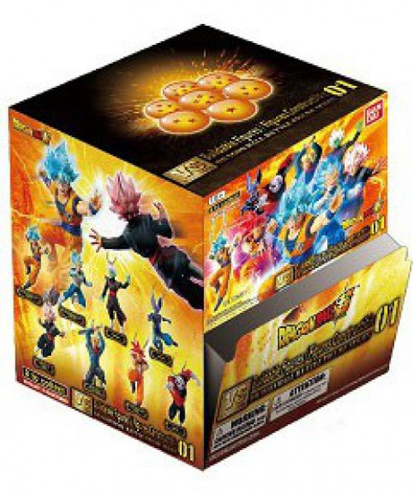 Dragon Ball Super Buildable Figure Series 1 Mystery Box [30 Packs]