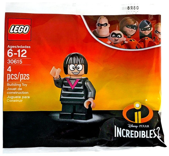 LEGO Disney / Pixar Incredibles 2 Edna Mode Set #30615