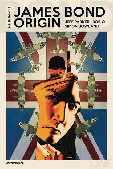 Dynamite Entertainment James Bond Origin #1 Comic Book