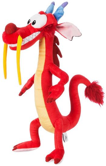 Disney Mulan Mushu Exclusive 15-Inch Plush