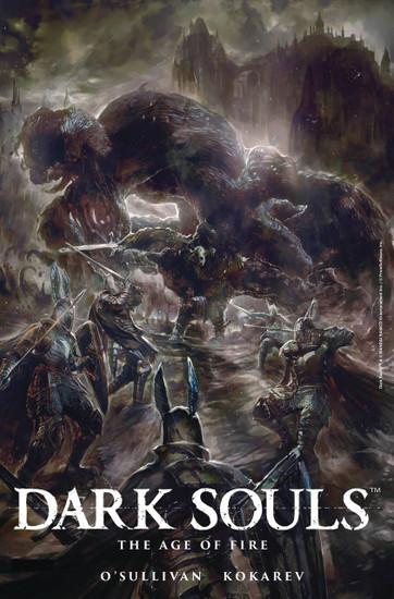 Titan Comics Dark Souls Age of Fire #4 Comic Book