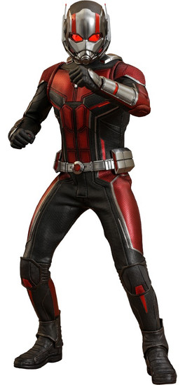 Marvel Ant-Man and the Wasp Movie Masterpiece Series Ant-Man Collectible Figure [Scott Lang]
