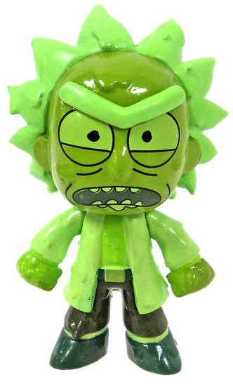 Funko Rick & Morty Series 2 Toxic Rick Exclusive 1/12 Mystery Minifigure [Loose]