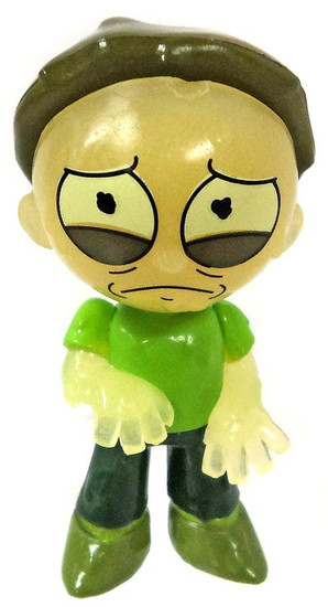 Funko Rick & Morty Series 2 Toxic Morty Exclusive 1/12 Mystery Minifigure [Loose]