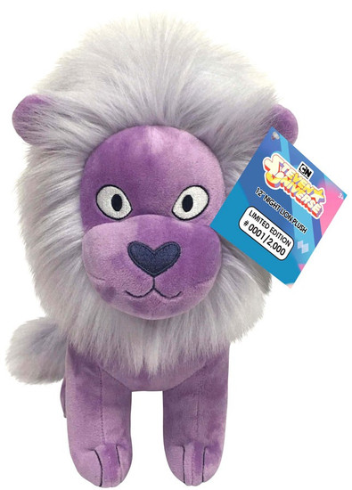 Steven Universe Nighttime Lion Exclusive 12-Inch Plushie