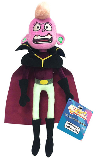 Steven Universe Lars of the Stars Exclusive 12-Inch Jumbo Plushie