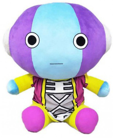 Dragon Ball Super Super Zeno Mega Exclusive 30-Inch Plush