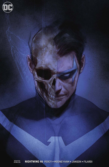 DC Nightwing #46 Comic Book [Variant]