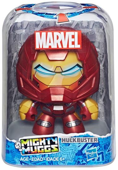 Marvel Mighty Muggs Hulkbuster Vinyl Figure