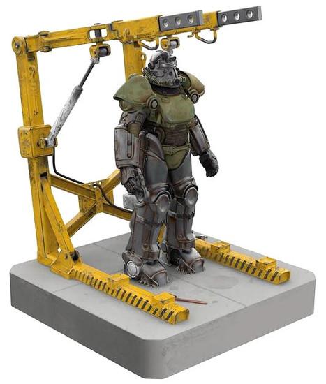 Fallout Power Armor and Cradle USB Hub