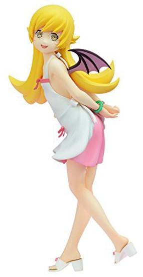 Sega Bakemonogatari Shinobu Oshino 7.9-Inch Collectible PVC Figure