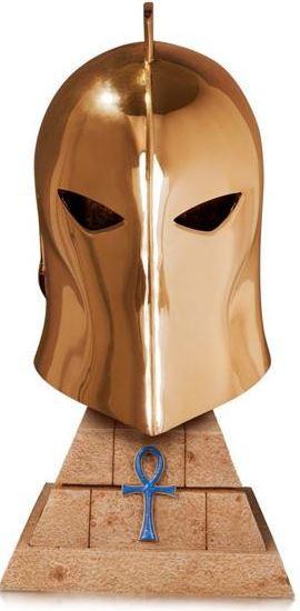 DC Constantine Helmet of Doctor Fate Prop Replica