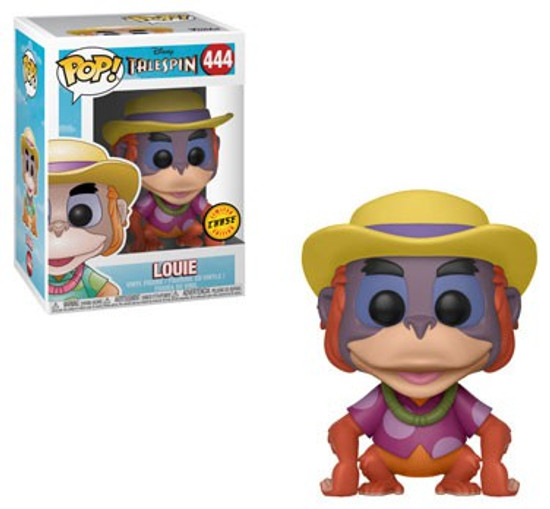 Funko TaleSpin POP! Disney Louie Vinyl Figure #444 [Purple Shirt, Chase Version]