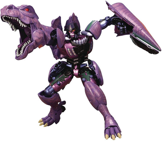 Transformers Beast Wars Masterpiece Megatron Action Figure