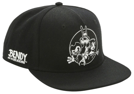Bendy and the Ink Machine Group Snapback Exclusive Hat