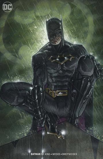 DC Batman #51 Comic Book [Variant]