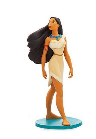 Disney Princess Pocahontas Exclusive 3-Inch PVC Figure [Glitter Loose]