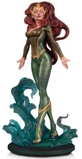 DC Cover Girls Mera 11.25-Inch Collectible Statue [Joelle Jones]