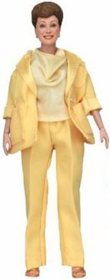 NECA Golden Girls Blanche Clothed Action Figure